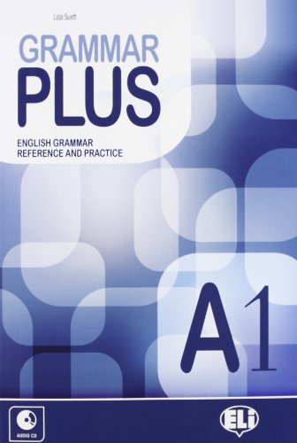 9788853615299: Grammar Plus: Grammar Plus A1 + Audio CD