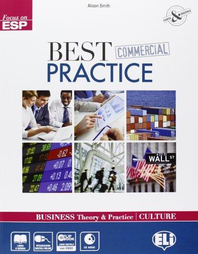 9788853615374: Best commercial practice. Con espansione online. Per gli Ist. tecnici e professioanli. Con CD-ROM