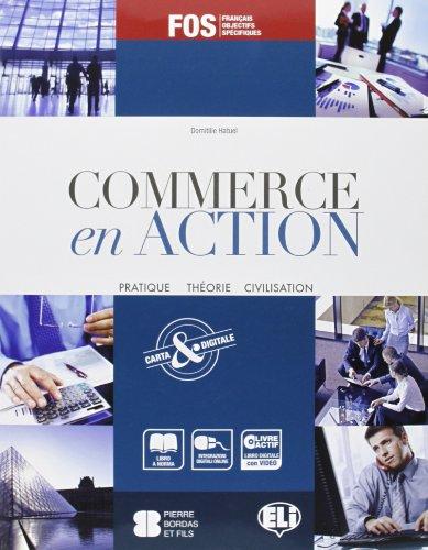 9788853615404: Commerce en action. Per gli Ist. tecnici e professionali. Con espansione online