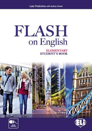 9788853615428: Flash on English: Student'S Book 1