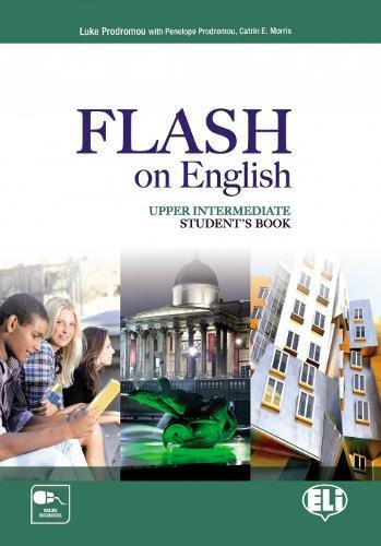 9788853615480: Flash on english. Upper intermediate. Student's book-Flipbook. Con e-book. Con espansione online. Per le Scuole superiori: 4