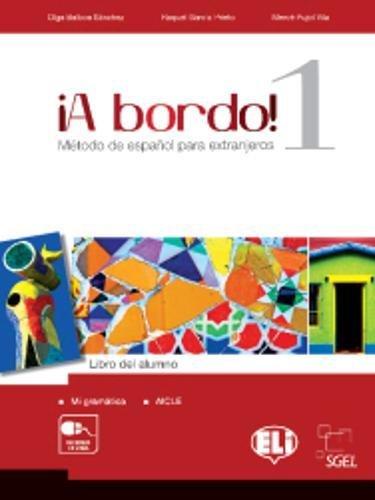 9788853615619: A Bordo!: Student Book 1