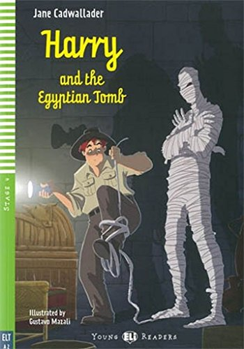 9788853615756: Harry and the Egyptian Tomb + CD