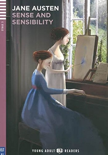 9788853615916: Young Adult Eli Readers - English: Sense and Sensibility + CD