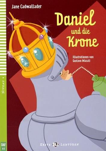 9788853616623: Daniel und die Krone (1Cédérom)