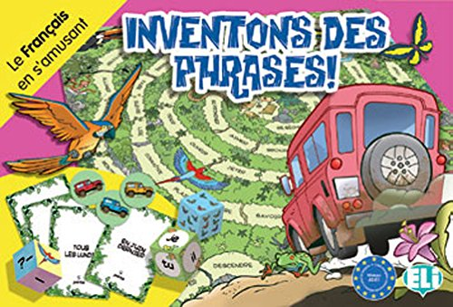 9788853616753: ELI Language Games: Inventons des phrases !