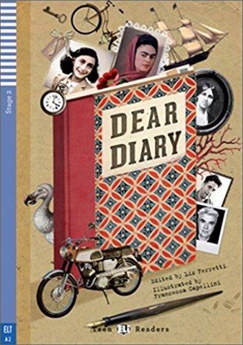 9788853617415: Teen Eli Readers - English: Dear Diary.. + CD