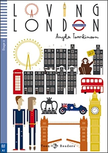 9788853617422: Loving London. Con CD Audio. Per la Scuola media