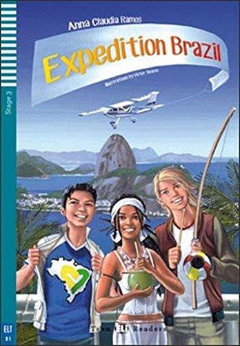 9788853617446: Expedition Brazil. Per la Scuola media. Con espansione online: Expedition Brazil + downloadable audio