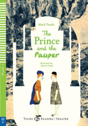 9788853618696: The Prince and the Pauper + CD-ROM