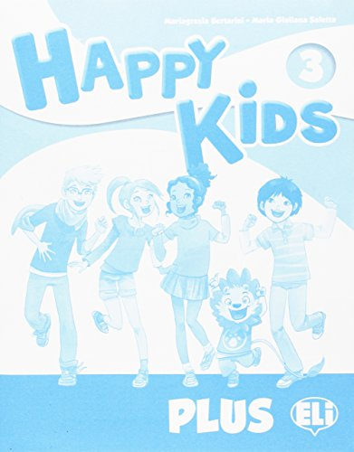 9788853619440: Happy kids plus 3. Per la Scuola elementare