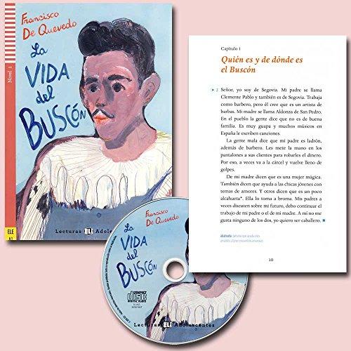 9788853620156: La Vida Del Buscon + CD (Spanish Edition)