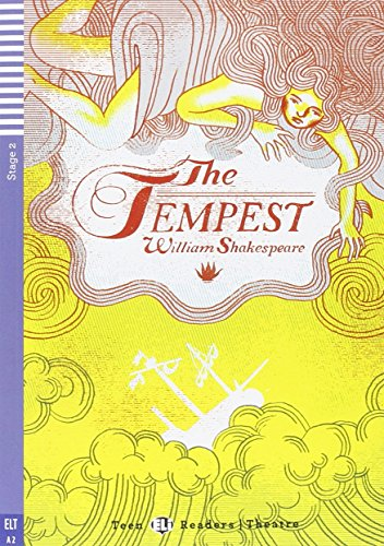 9788853620194: The tempest. Con CD Audio (Teen readers)