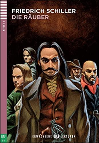9788853620286: Die Rauber. Con CD Audio (Serie Eli. Adult readers)