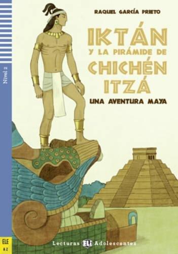9788853621047: Iktán y la pirámide de Chichen Itza