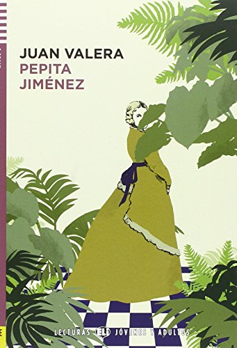 9788853621139: Pepita Jimenez. Nivel B1 (+ CD)