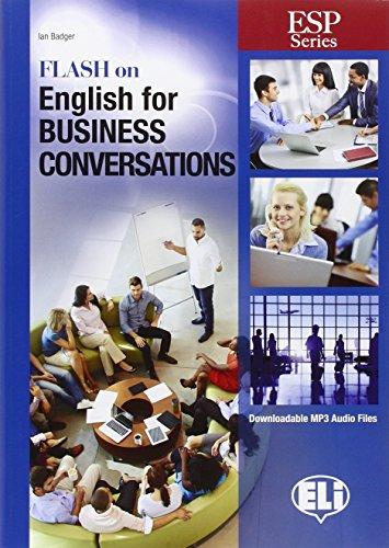 9788853621764: Flash on business. English conversation. Con espansione online. Per gli Ist. tecnici e professionali