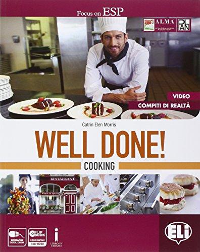 9788853622020: Well done! Cooking. Con Professional competences. Per le Scuole supeirori. Con e-book. Con espansione online