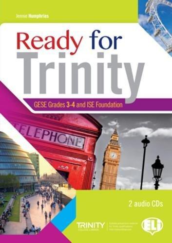 9788853622495: Ready for Trinity. GESE grades 3-4 and ISE foundation. Per la Scuola media. Con e-book. Con espansione online