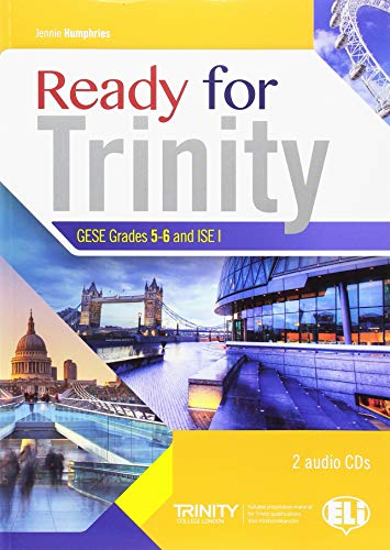 9788853622518: READY FOR TRINITY 5 6 LEVEL WITH AUDIO CD (Certificazioni)