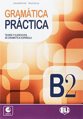 9788853622563: Gramatica practica B2. Per le Scuole superiori. Con CD-Audio