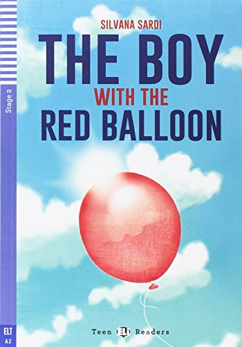 9788853623065: The boy with the red balloon. Con espansione online [Lingua inglese]