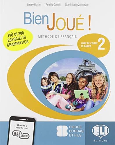 9788853627377: Bien joué! Per la Scuola media. Con e-book. Con espansione online: 2