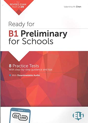 9788853627872: B1 preliminary for schools practice tests. Preparazione all'esame Cambridge English: Preliminary (PET). Per le Scuole superiori. Con CD-Audio. Con File audio per il download