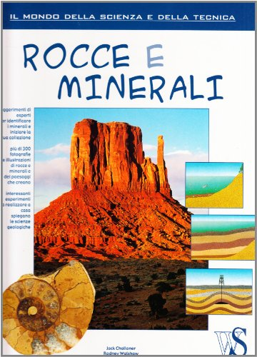 Rocce e minerali: Jack Challoner, Rodney