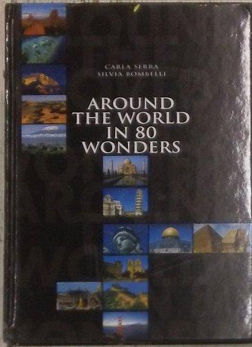 9788854010741: Around the World in 80 Wonders