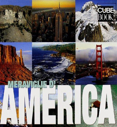 9788854015784: Meraviglie d'America. Ediz. illustrata