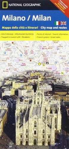 9788854024663: Milano. Ediz. italiana e inglese