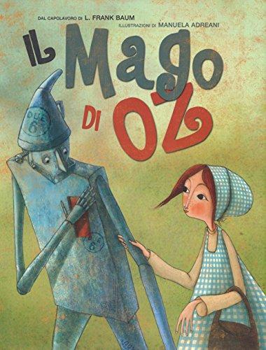 9788854025462: Il mago di Oz
