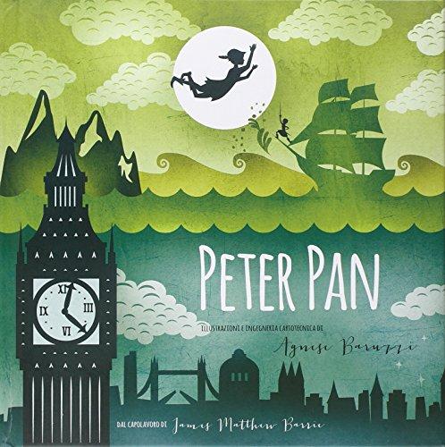 9788854025875: Peter Pan. Ediz. illustrata (White Star Kids)