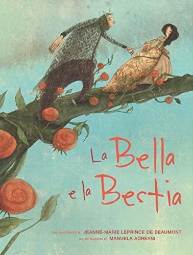 9788854026872: La Bella e la Bestia. Ediz. illustrata (White Star Kids)