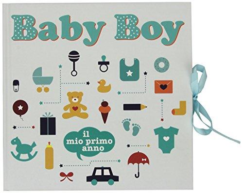 9788854027008: Baby boy. Il mio primo anno