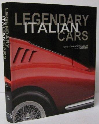 9788854028890: LEGENDARY ITALIAN CARS