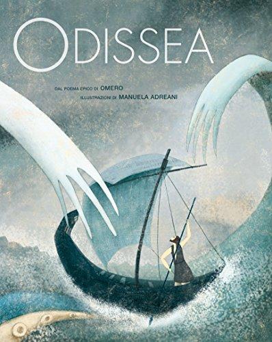 9788854031975: Odissea da Omero. Ediz. illustrata (White Star Kids)