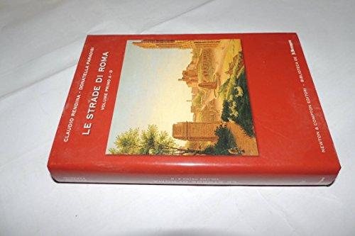 9788854102088: Le strade di Roma vol. 1