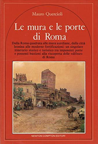 9788854103450: Le mura e le porte di Roma