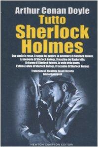 9788854104426: Tutto Sherlock Holmes