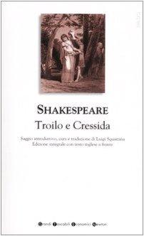 9788854105478: Troilo e Cressida. Testo inglese a fronte