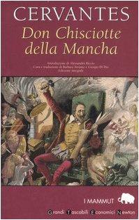 9788854107380: Don Chisciotte della Mancha. Ediz. integrale