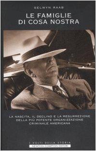 9788854109193: Famiglie Di Cosa Nostra (Le)