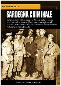 9788854109667: Sardegna criminale (I big Newton)