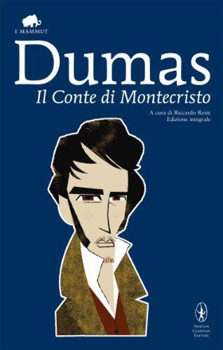 9788854115880: Il conte di Montecristo. Ediz. integrale (Grandi tascabili economici.I mammut)