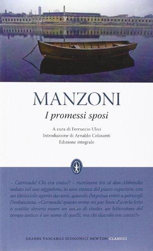 9788854117860: I Promessi sposi. Ediz. integrale (Grandi tascabili economici)