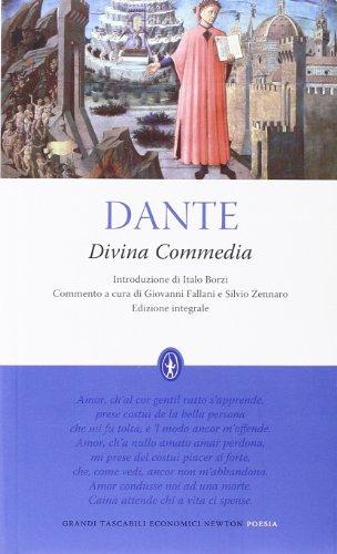 9788854117884: La Divina Commedia (Grandi tascabili economici)