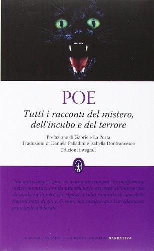 9788854117907: Tutti i racconti del mistero, dell'incubo e del terrore. Ediz. integrale