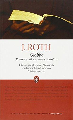 9788854118386: Giobbe.Romanzo DI UN Uomo Semplice (Italian Edition)